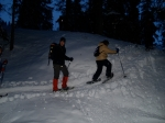 2. Schneeschuh-Tour 8./9.3.2008