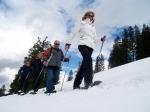 3. Schneeschuh-Tour 15./16.3.2008