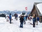 1. Schneeschuh-Tour 28.2./1.3.2009