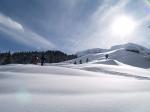 2. Schneeschuh-Tour 7./8.3.2009